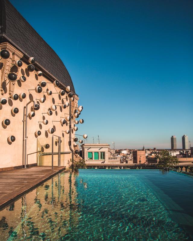 Les 5 plus beaux rooftop de Barcelone