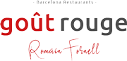 Goût Rouge. Chef Romain Fornell. Barcelona Restaurants